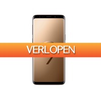 GreenMobile.nl: Refurbished Samsung Galaxy S9 Plus Goud 256GB