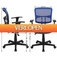 Dealwizard.nl: Ergonomische bureaustoel