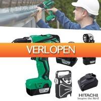 Wilpe.com - Tools: Hitachi gereedschap combiset
