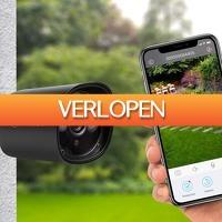 iChica: Sinji smart outdoor camera
