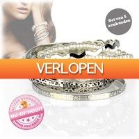 voorHAAR.nl: Set van 5 neon armbanden