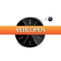 Epine.nl: Spy camera klok