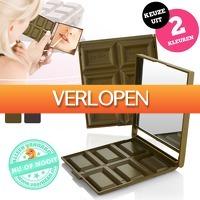 voorHAAR.nl: Chocolade make-up spiegel