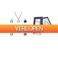 ActieVandeDag.nl 2: Ketting met Swarovski Elements
