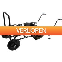 Visdeal.nl: CRAZYDEAL! Ultimate XL Carp Barrow