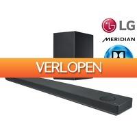 iBOOD.be: LG SK10Y Dolby Atmos soundbar