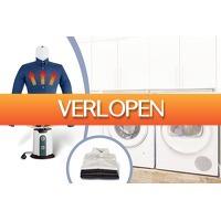 Voordeeldrogisterij.nl: Automatische strijkmachine/droger
