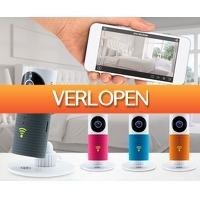 Voordeelvanger.nl 2: Sinji indoor smart WiFi camera