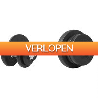Befit2day.nl: Halterset 70 kg kunststof
