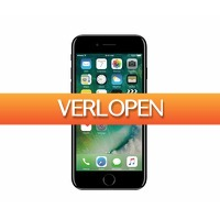 GreenMobile.nl: Refurbished iPhone 7 Glanzend zwart 32GB