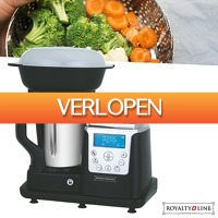 Wilpe.com - Home & Living: Royalty Line Thermo Cooker keukenmachine