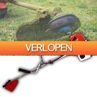 Voordeeldrogisterij.nl: Benson 2-in-1 bosmaaier en grastrimmer 58 cc