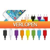 Groupon 2: Kabels en adapters voor Apple