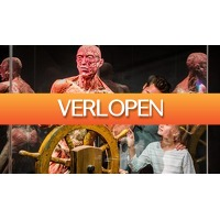 ActieVandeDag.nl 2: Ticket BODY WORLDS
