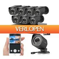 Epine.nl: Zmodo ZS-1NL8-B sPoE HD camerasysteem