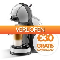 Expert.nl: Krups espresso apparaat  Dolce Gusto Mini Me grijs