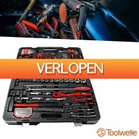 Wilpe.com - Tools: S.P.V. gereedschapset 135-delig