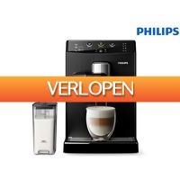 iBOOD.be: Philips Easy Cappuccino volautomatische espressomachine