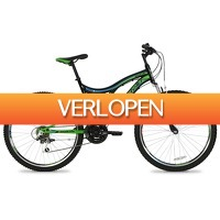Matrabike.nl: Stokvis Castello FS 26'' mountainbike heren