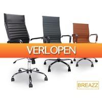 Voordeelvanger.nl 2: Breazz design bureaustoel