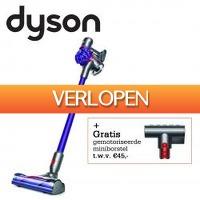 One Day Only: Dyson V7 Motorhead Extra stofzuiger