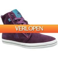 Onedayfashiondeals.nl: Le Coq Sportif - Voya Mid - Purple