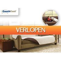 DealDonkey.com: Couch Coat - Dubbelzijdige bank beschermhoes