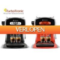 DealDonkey.com 4: TurboTronic TT-CM19 koffiemachine