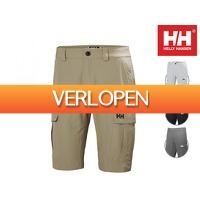 iBOOD Sports & Fashion: Helly Hansen quick dry cargo shorts