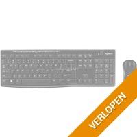 Logitech Wireless Combo MK270 toetsenbord