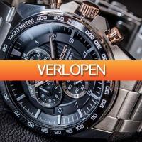 Watch2Day.nl 2: Seiko Casual Chronographs herenhorloge