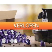 Voordeelvanger.nl 2: 200 stuks Caffe Magnani koffiecups