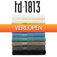 One Day Only: 4-pack handdoeken (100% katoen)