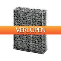 VidaXL.nl: vidaXL schanskorf met deksels