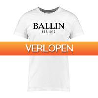 Onedayfashiondeals.nl: Ballin - Basic Shirt - wit