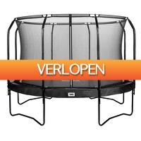 Betersport.nl: Trampoline - Salta Premium zwart Edition - 366 cm
