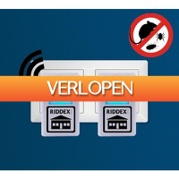 Koopjedeal.nl 1: 2 x ultrasone ongedierteverjager