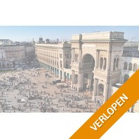 Cultuur snuiven in Milaan