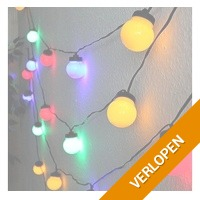 Feestverlichting met 20 LED-lampen