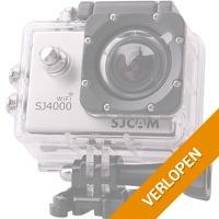 SJCAM SJ4000 WiFi 2 K sports actie camera