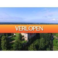 Hoteldeal.nl 1: 4 dagen halfpension in Westmunsterland