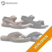 Slippers van Travelin