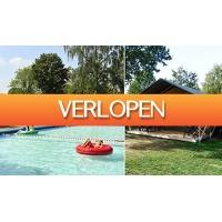 ActieVandeDag.nl 2: Vakantie in een luxe safaritent