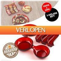 voorHAAR.nl: Vrolijke chip-en-dip set