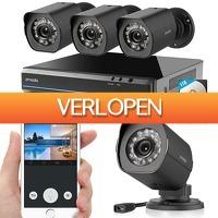 Epine.nl: Zmodo ZS-1NL4-W HD sPoE camerasysteem
