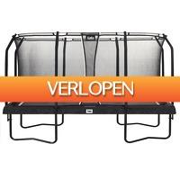 Betersport.nl: Trampoline - Salta Premium zwart Edition - 244 x 396 cm