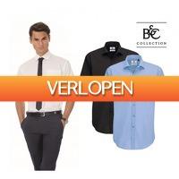 Koopjedeal.nl 1: Short Sleeve Overhemden van B&C