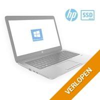 HP Elitebook 840 - Core i5 laptop - 180GB SSD
