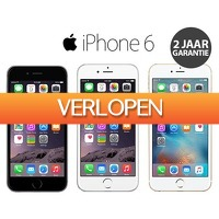 Groupdeal 2: Refurbished Apple iPhone 6 64GB