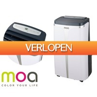 Groupdeal 2: MOA Design 3-in-1 Airco